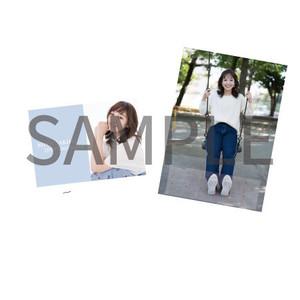 【セット】咲妃みゆ2019年卓上カレンダー&ポスターカレンダー