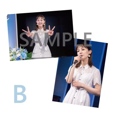 咲妃みゆ生写真 2L判セットB(2021.オンラインファンミーティング)